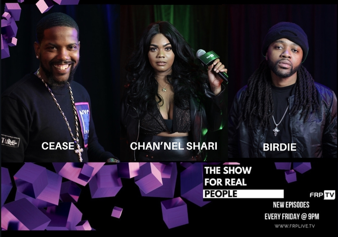 THE SHOW FOR REAL PPL 5/3/19