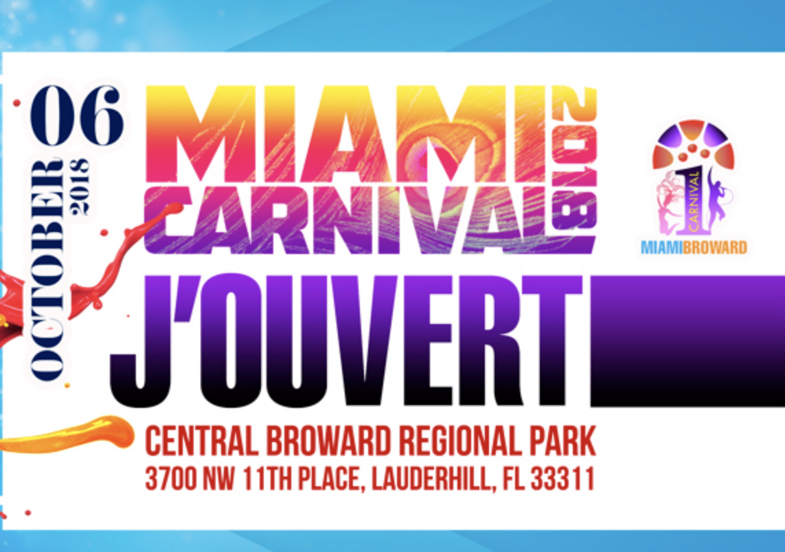 Miami Jouvert LIVE on FRPTV