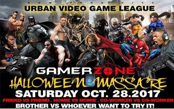 GAMERZONE Video Game Tournament