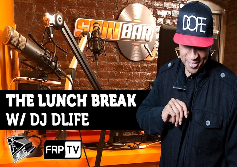 The Friday Lunch Break Mix Show