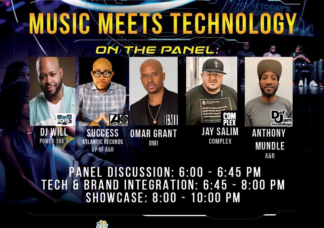 Music Meets Technology