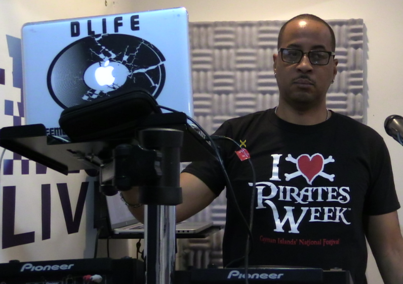 WCL/Sirius XM DJ Dlife Brings The Best In Soca, Reggae, Latin & Afro Beats