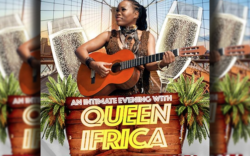 An Intimate Evening With QUEEN IFRICA