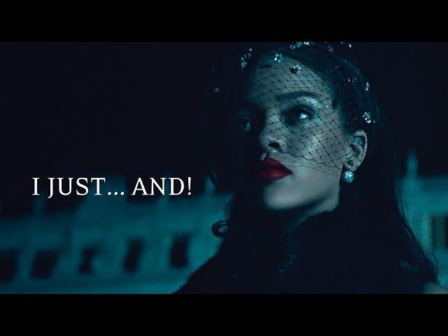 Rihanna - I Just... And! (feat. Sal Houdini)
