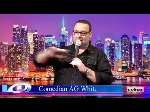 FAME Entertainment Show Presents The Comedy of A.G White