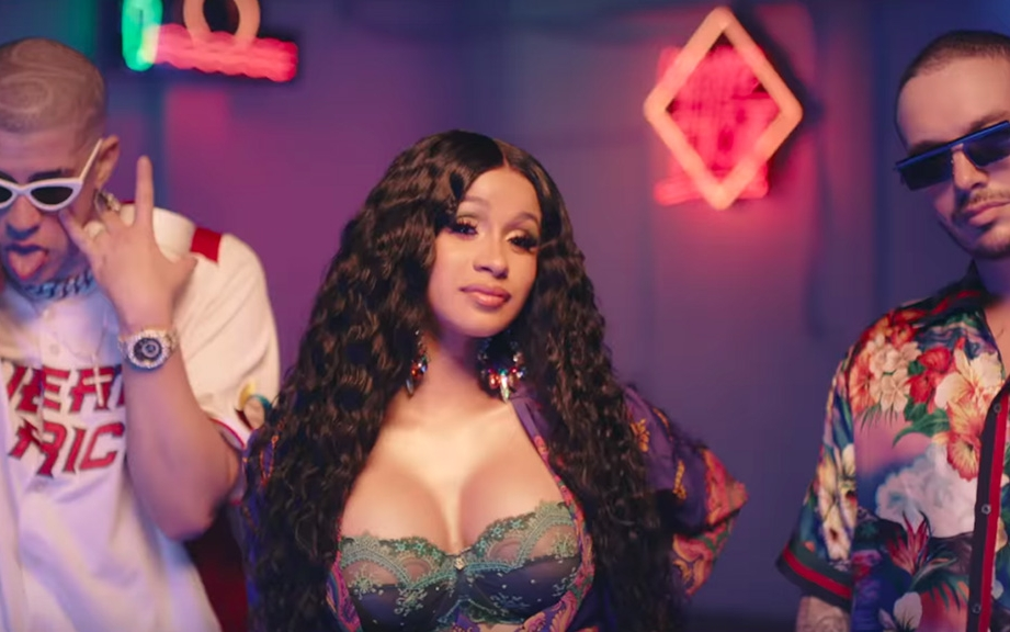 Cardi B, Bad Bunny & J Balvin - I Like It