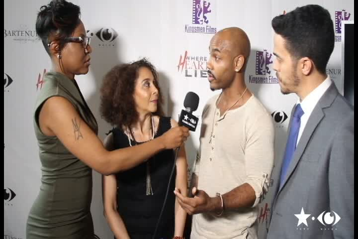 Where Hearts Lie Premiere Screening At AMC 25 - Part 1