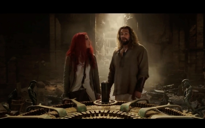 Aquaman Extended Video