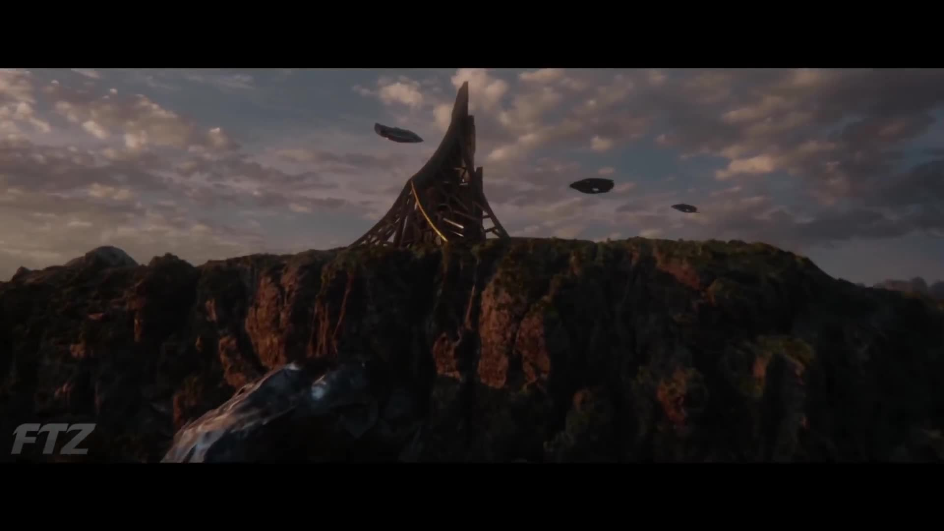 Black Panther - Official 'War' Trailer