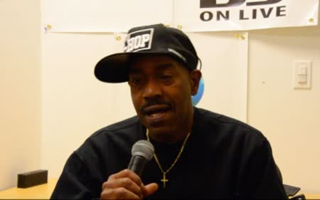 Kurtis Blow gets personal about early life