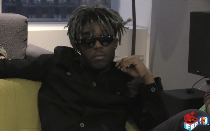 Lil Uzi Vert Live Interview