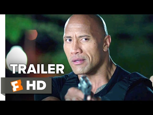 Central Intelligence Official Trailer #1