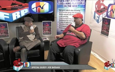Joe Bataan Live Interview