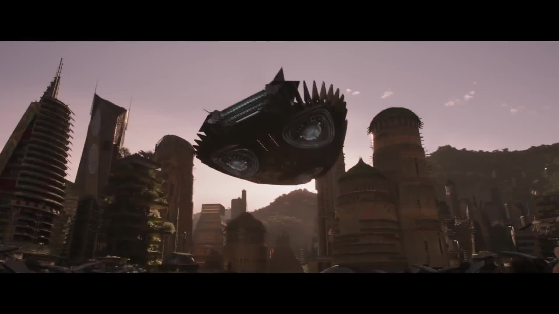 Black Panther New Spot & Featurette