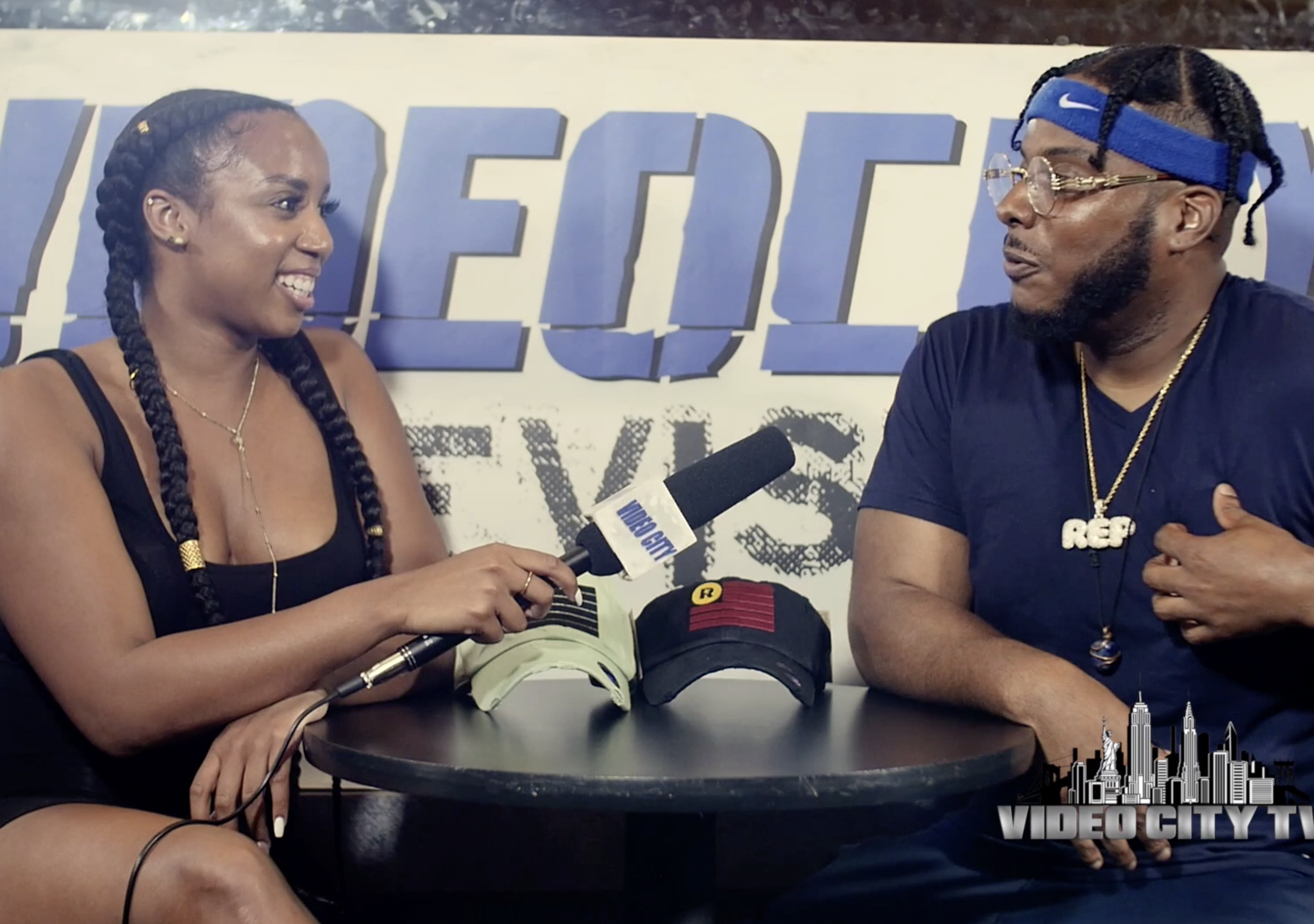 Rooftop Rep Talks Kanye Collaboration & Caribbean Roots